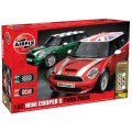Airfix 50126 Racing Mini's 1:32