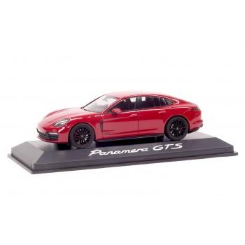 Porsche Panamera GTS rood 1:43