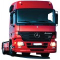 AWM 741901 MB Actros MP2 L - Zugmaschine