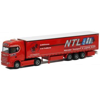 """AWM 75611 Scania CS HD vvsp. GardPlAufl. Nijmeijer Transport """"NTL"""""""
