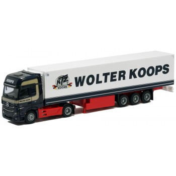 """AWM 942101 Mercedes Actros """"Wolter Koops"""""""