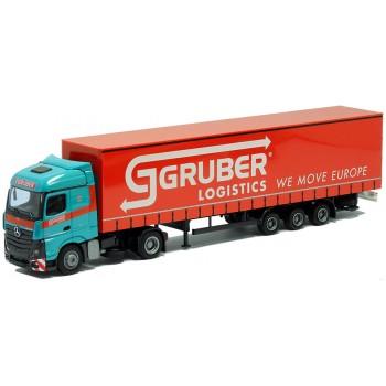 AWM 957201 Actros StreamSpace svsp. GardPlAufl.  Gruber Logistics