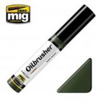 MIG 3507 Oilbrushers Dark Green