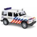 "Busch 522003 Mercedes Benz G-Klasse ""Politie"" HO 1:87"
