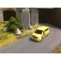 """Busch 511503 Mercedes Benz Vito Ambulance dienst """"Holland Midden"""" *** Exclusief Model ***"""