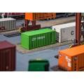 Faller 180830 Container Cp Ships 20' (7/17) *