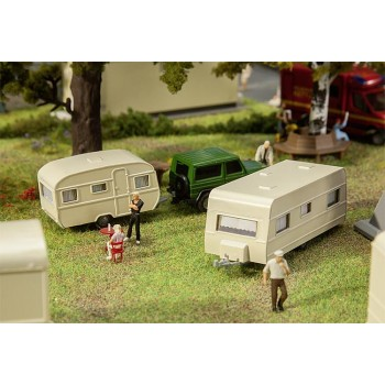 Faller 140483 Woonwagen set