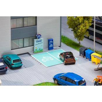 Faller 180280 Laadstation voor elektrische voertuigen H0