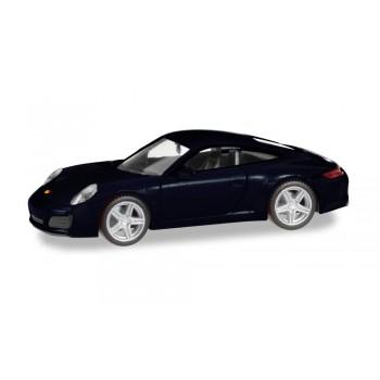 Herpa 028646-002 Porsche 911 Carrera 4 zwart