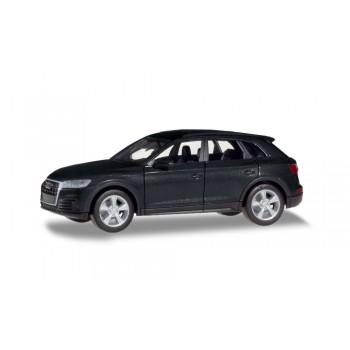 Herpa 038621003 Audi Q5, donkergrijs metallic 1:87