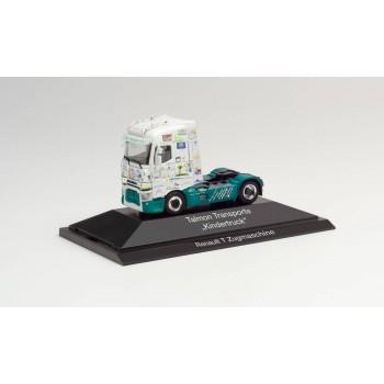 Herpa 111065 Renault T Talmon Transporte / Kindertruck