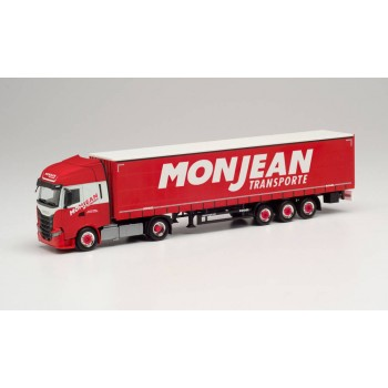 Herpa 314060 Iveco S-Way G.Sz. Monjean 1:87