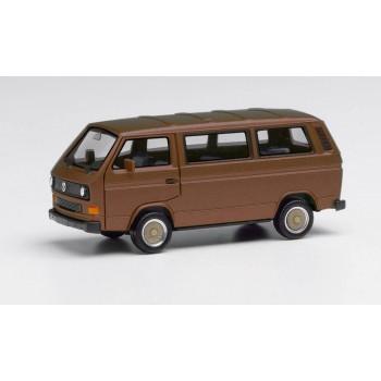 Herpa 430876-002 VW T3 BBS beige metallic 1:87