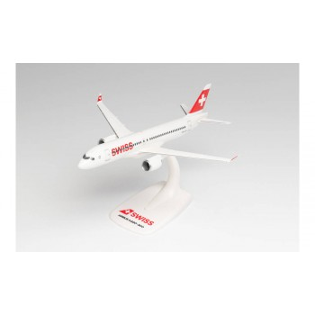 Herpa 613323 Airbus A220300 Swiss International Air Lines 1:200