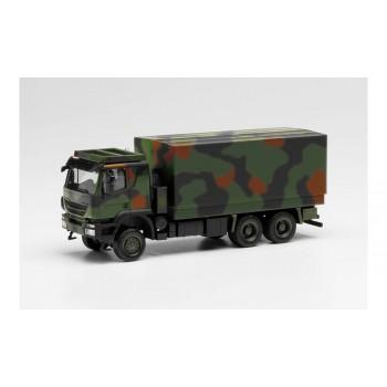 Herpa 746786 Iveco Trakker 6x6 Bundeswehr camouflage 1:87