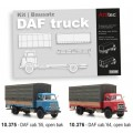 Artitec 10.375 Bouwpakket DAF '55 (6-streper)