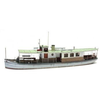 Artitec 50.125 Passagierschip 1:87 bouwpakket uit resin ongeverfd