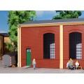Auhagen 80502 Muren 2325B rot Industriefenster E