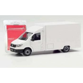 Herpa 013864 Minikit VW Crafter Foodtruck weiß