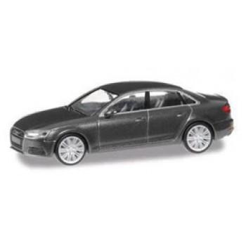 Herpa 038560002 Audi A4 Limousine Daytonagrau metallic