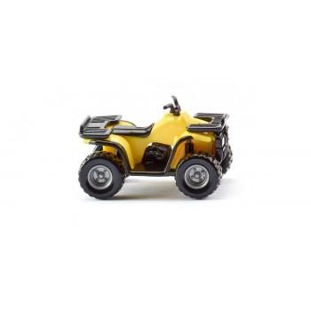 Wiking 002304 Quad geel