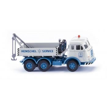 "Wiking 063408 Abschleppwagen (Henschel) ""Henschel Service"""
