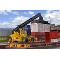 Kibri 11752 KALMAR heftruck voor opleggers/containers(bouwpakket)