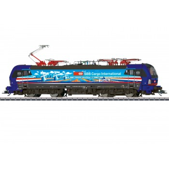 "Trix 22735 Electrische locomotief Vectron BR193 ""Hollandpiercer"""