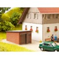 Noch 14352 Laser-cut Mini Garage H0