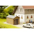 Noch 14353 Laser-cut mini Garage H0