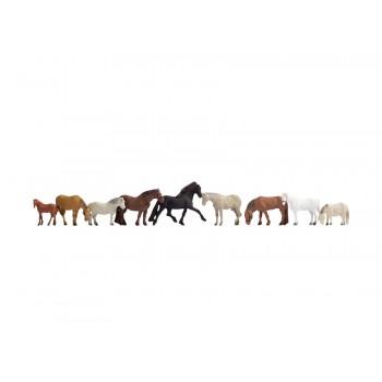 Noch 15761 Paarden (H0)