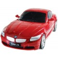 Puzzle Fun 3D BMW Z4 rood