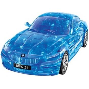 Puzzle Fun 3D BMW Z4 transp. blauw