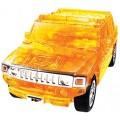 Puzzle Fun 3D Hummer H2 transp. oranje
