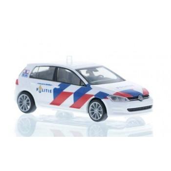 """Rietze 53204 VW Golf VII """"Politie"""""""