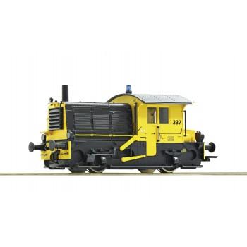 Roco 78012 Diesellok Sik Geel/Grijs NS AC - Wisselstroom