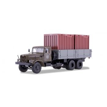 Start Scale Models S83SSM1149 Kraz 257 B1 m. container 1:43