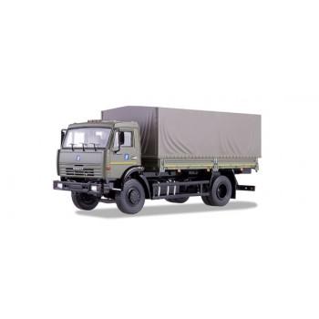 Start Scale Models S83SSM1271 Kamaz 43253 Militärfahrzeug 1:43