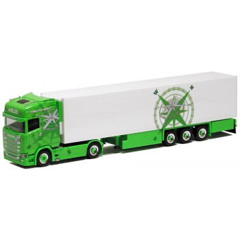 """Herpa Exclusief Scania CS HD """"Müller Discovery"""""""
