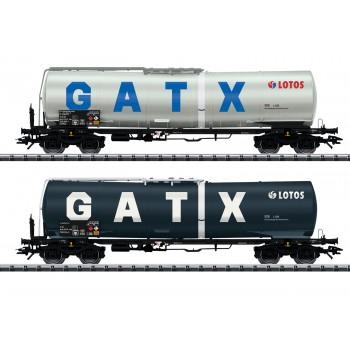 Trix 24213 Ketelwagen-set GATX