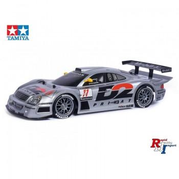 Tamiya 47437 Mercedes Benz CLK-GTR 1997 TT-01E