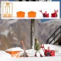 Busch 1181 Sneeuwvrij set H0