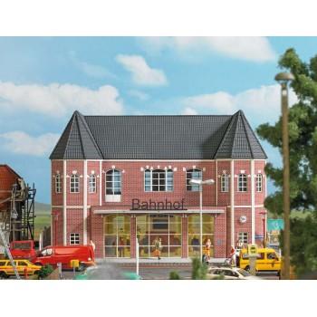 Busch 1661 Station Bad Bentheim