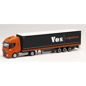 Herpa 312110 Iveco Stralis NP G.Sz. Vos Logistics (NL)