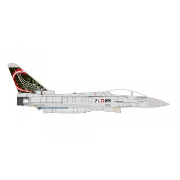 Herpa 580649 Eurofighter Typhoon Austrian A.F. Zeltweg Air Base