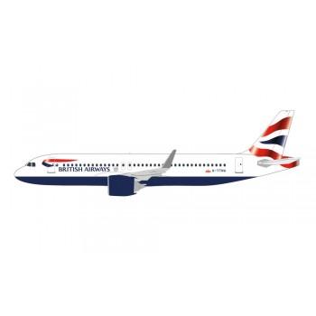 Herpa 612746 Airbus A320neo British Airways