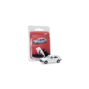 Herpa 012195006 VW Golf II 4d., wit (MK) 1:87