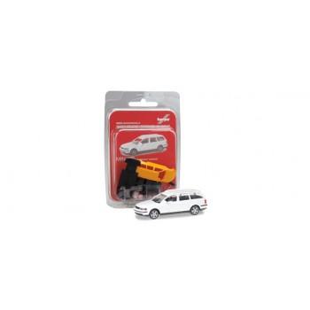 Herpa 012249005 Volkswagen Passat Variant, wit