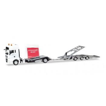 Herpa 013529 Minikit MAN TGX XXL Vrachtwagentransporter HO 1:87