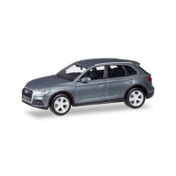 Herpa 038621-002 Audi Q5, grijs metallic